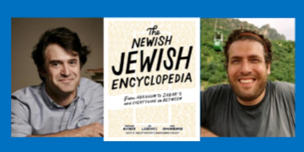 Meet the Authors: The Newish Jewish Encyclopedia