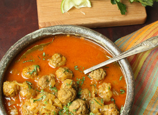 Moroccan Meatballs from Tia Sarita