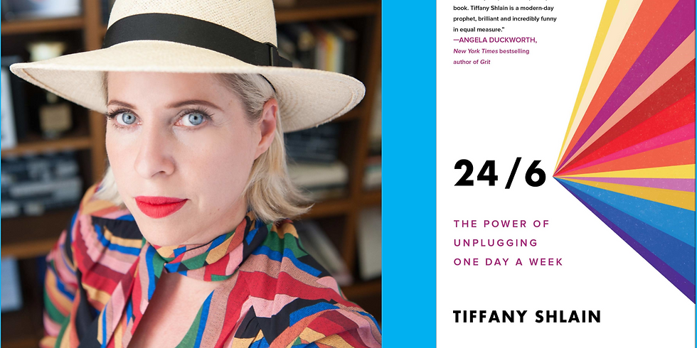 Behind the Pages: Tiffany Shlain