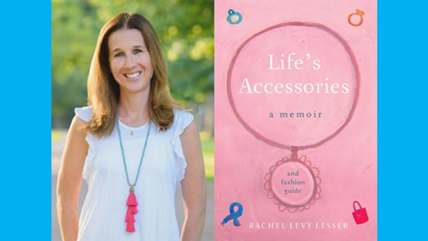 Author Rachel Levy Lesser
