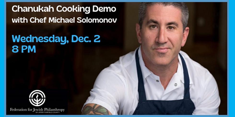 Chanukah Cooking Demo