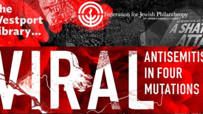 "Film screening - ""Viral: Antisemitism in Four Mutations"""
