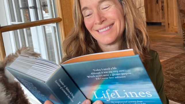 LifeLines: A Conversation with Melissa Bernstein
