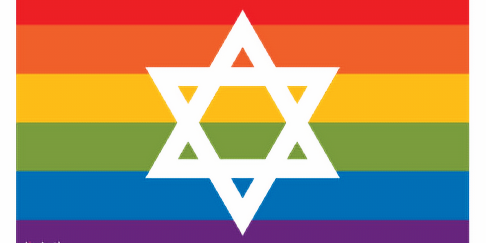 Jewish Pride: Celebrating the Rainbow of Humanity