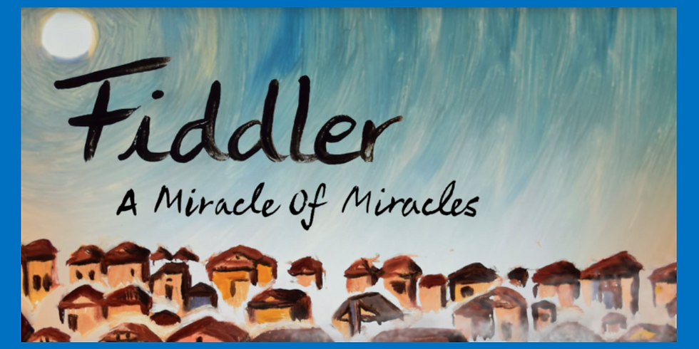"""FILM & TALKBACK: """"Fiddler: A Miracle of Miracles"""""""