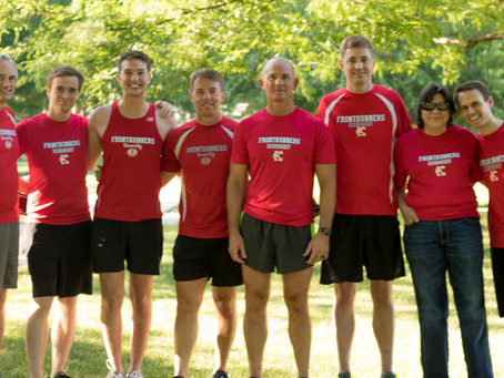 Welcome home to the all-new KCFrontrunners.org!