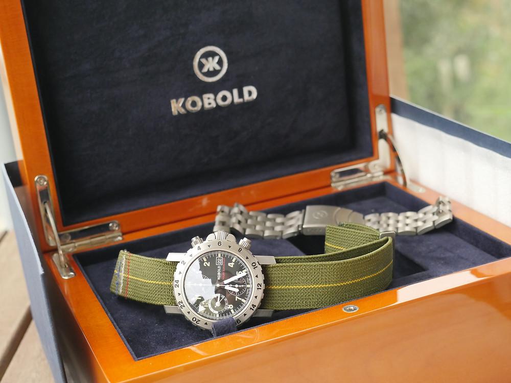 Kobold Polar Surveyor Box