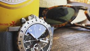 KOBOLD POLAR SURVEYOR; A watch made for explorers and worn by adrenaline junkies