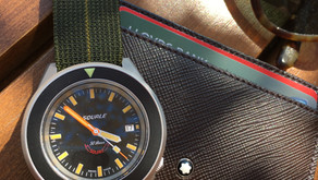 Squale Originale Opaco 50 Atmos; A tribute done right