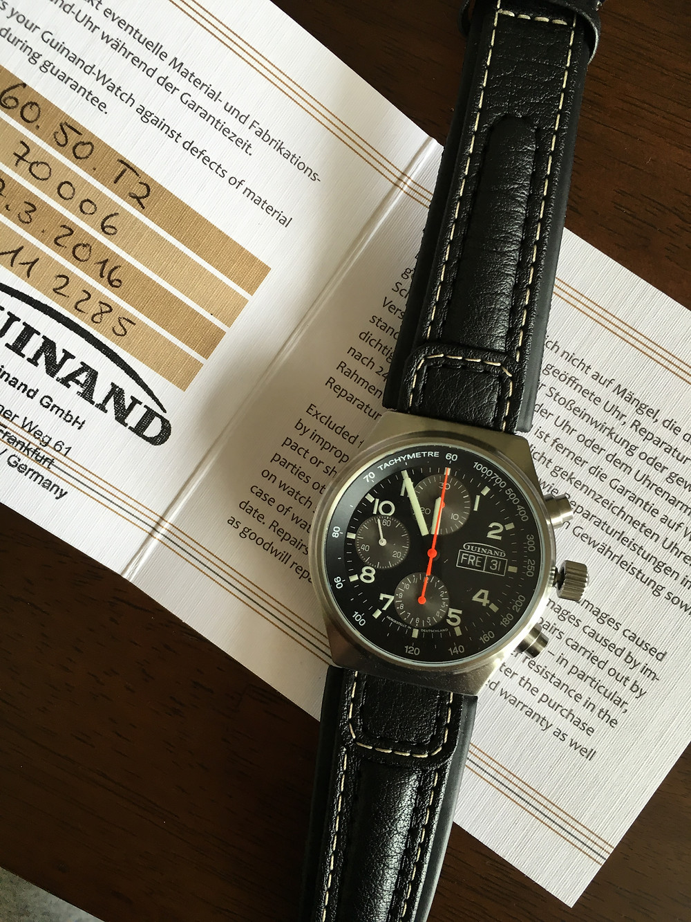 Guinand 60.50-T2