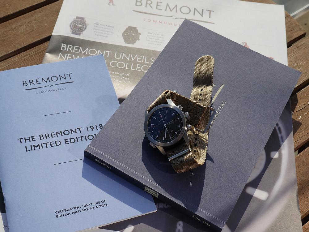 Bremont ALT1-ZT