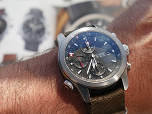 Bremont ALT1-ZT; More than a rugged Pilot's Chronograph