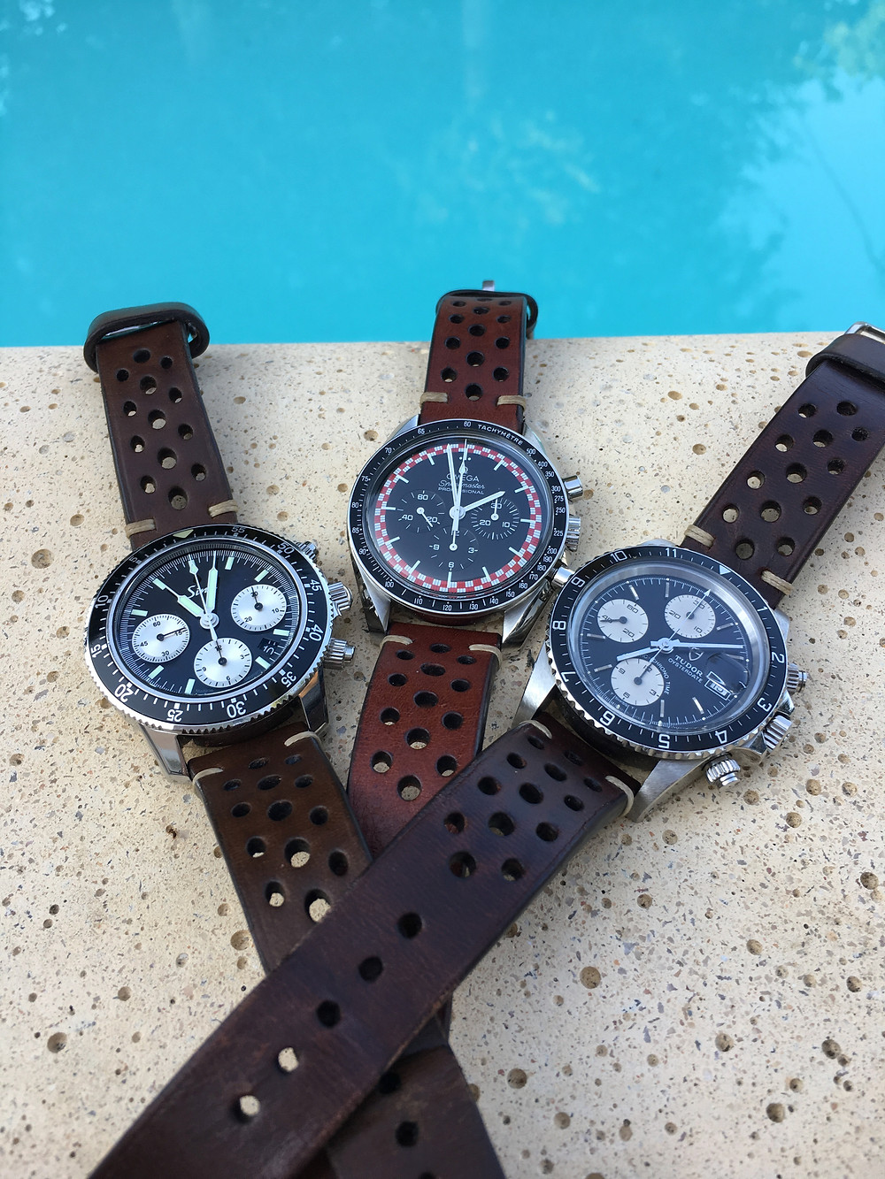 Sinn 103 Klassik, Speedmaster TinTin and Tudor Big Block