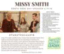 social media missy smith zonta corvallis