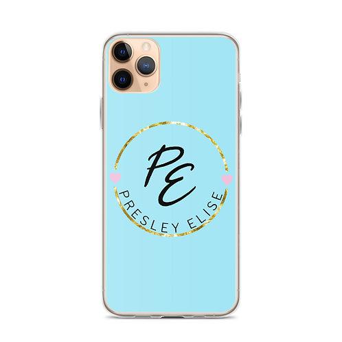 Blue Breeze iphone case