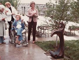 1981 Marjorie Hart  & Marie Stone Melin
