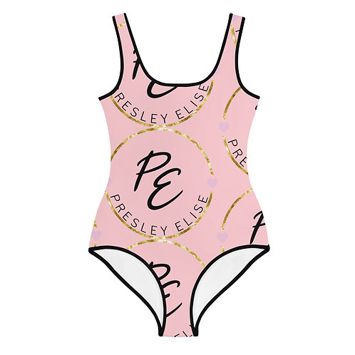 Pinkie Promise YOUTH One Pc Swimsuit
