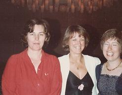 1981 Dist Conf Anchorage, Beth, Marie &