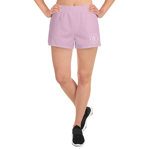 Pinkish Athletic Shorts