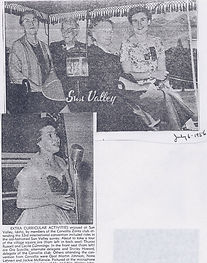 1956, International Conv, Thurza, Cecile