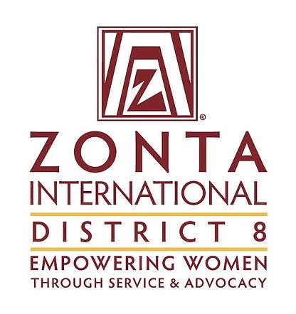 zonta district logo