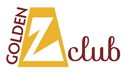 College-level Golden Z Club logo