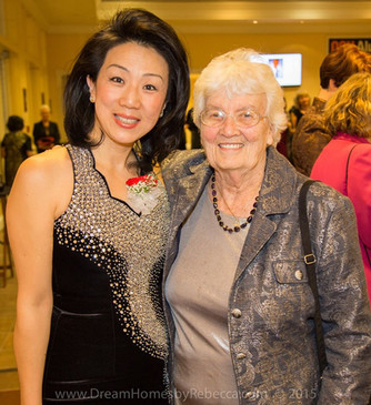 2015 Celebrate Corvallis, Rebecca and Ka