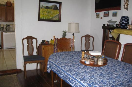 Dining room 1218