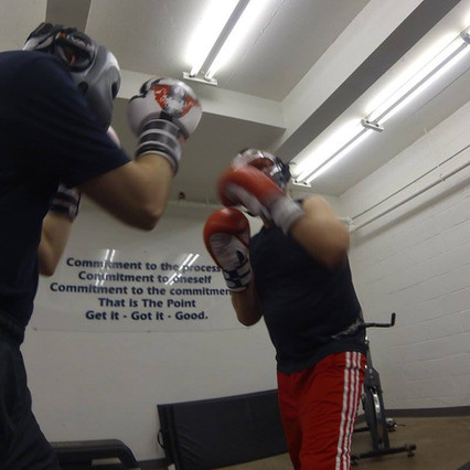 Boxing Instructer