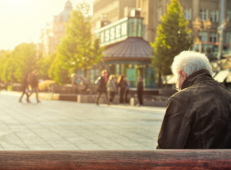 Loneliness in Canadian seniors an epidemic, says psychologist