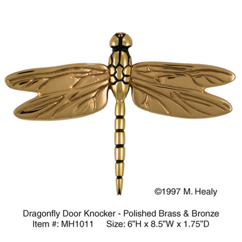 Dragonfly - Door Knockers