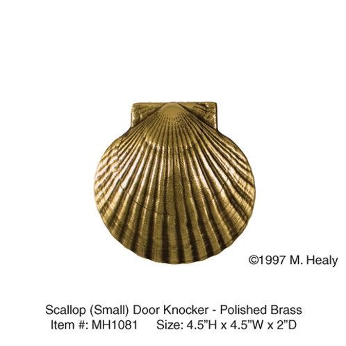 Small Scallop - Door Knockers