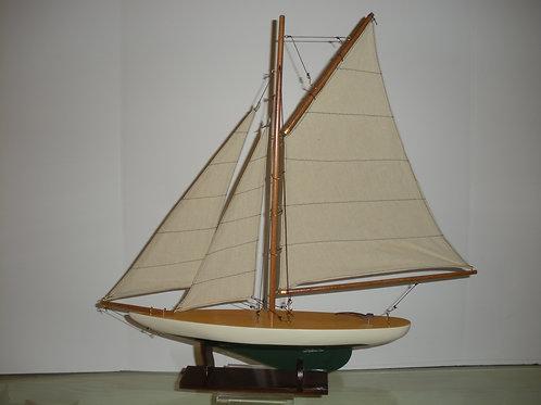 Pond Yacht - Ships