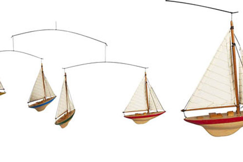 Sailboat Mobile - Mobiles