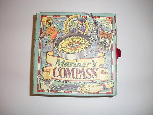 Mariner's Compass - Nautical Toys