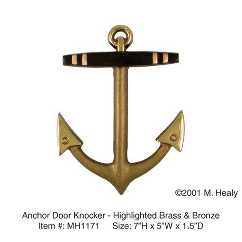 Anchor - Door Knockers
