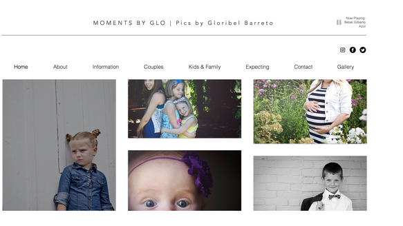 Client: Moments by Glo Photography