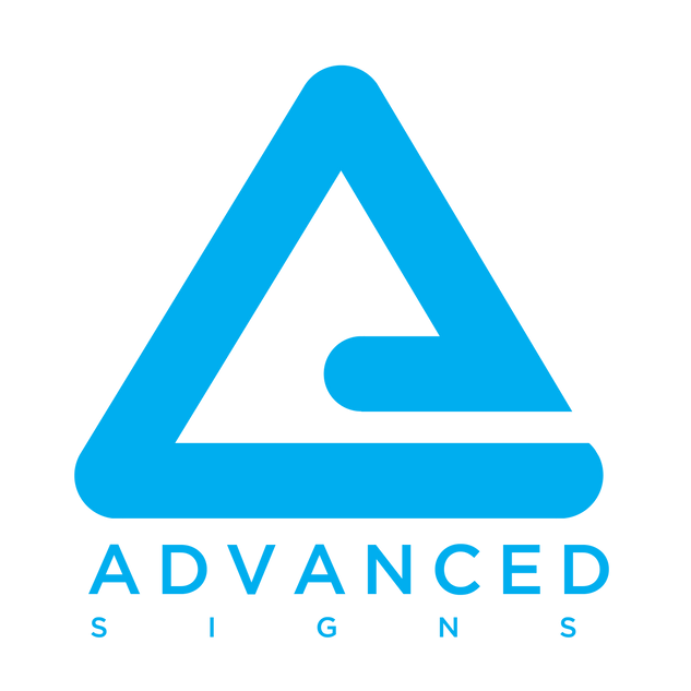 Advanced Signs Logo Revision 2020 by Domz Creative