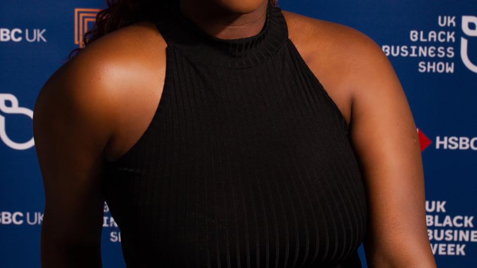 Founder Renée Davis in UK Black Business Show x HSBC's 25 Top Black Entrepreneurs to Watch in 2021