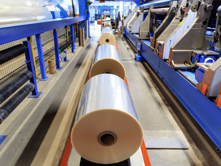 IIoT for Manufacturing Packaging Films