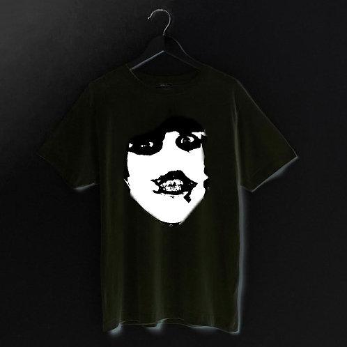 BĘÃTFÓØT Face Shirt Black