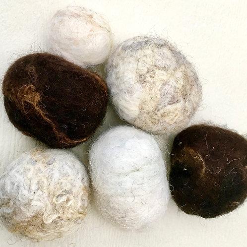 Wool Pebble Small