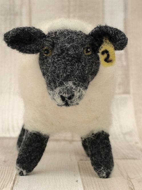Blodwyn the sheep Digital Download Pattern
