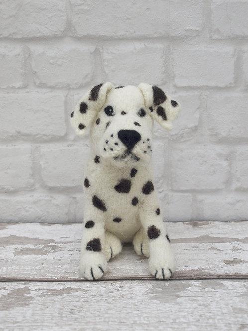 Domino the Dalmatian Digital Download Pattern