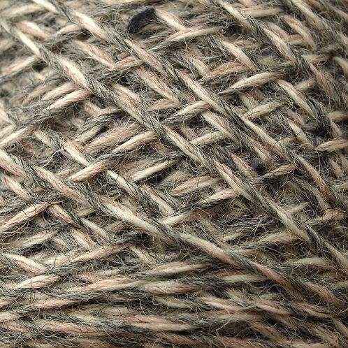 50g DK yarn Grey Marl