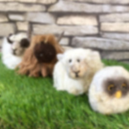 needle felting workshops