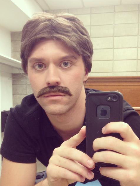 Mustache Realness