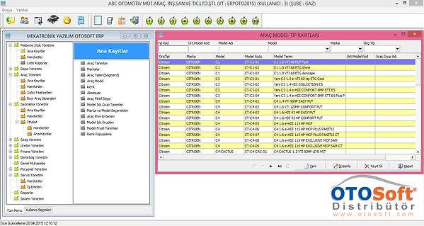 Polosoft ERP Yazılım