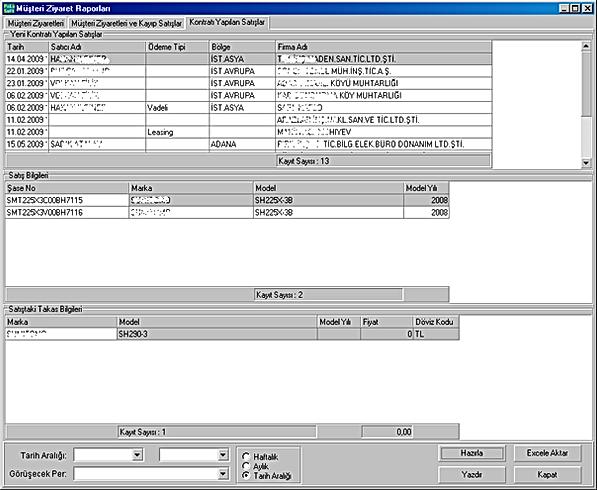 otosoft oto satış dms crm yazılım software