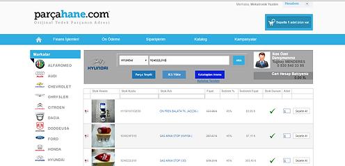 B2B Bayi Satış WEB Portal Yazılımı
